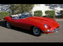 1968 JAGUAR XKE CONVERTIBLE -  - 23460