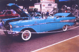 1957 CHEVROLET BEL AIR CONVERTIBLE -  - 23474