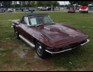 1965 CHEVROLET CORVETTE 396/425 CONVERTIBLE -  - 23477