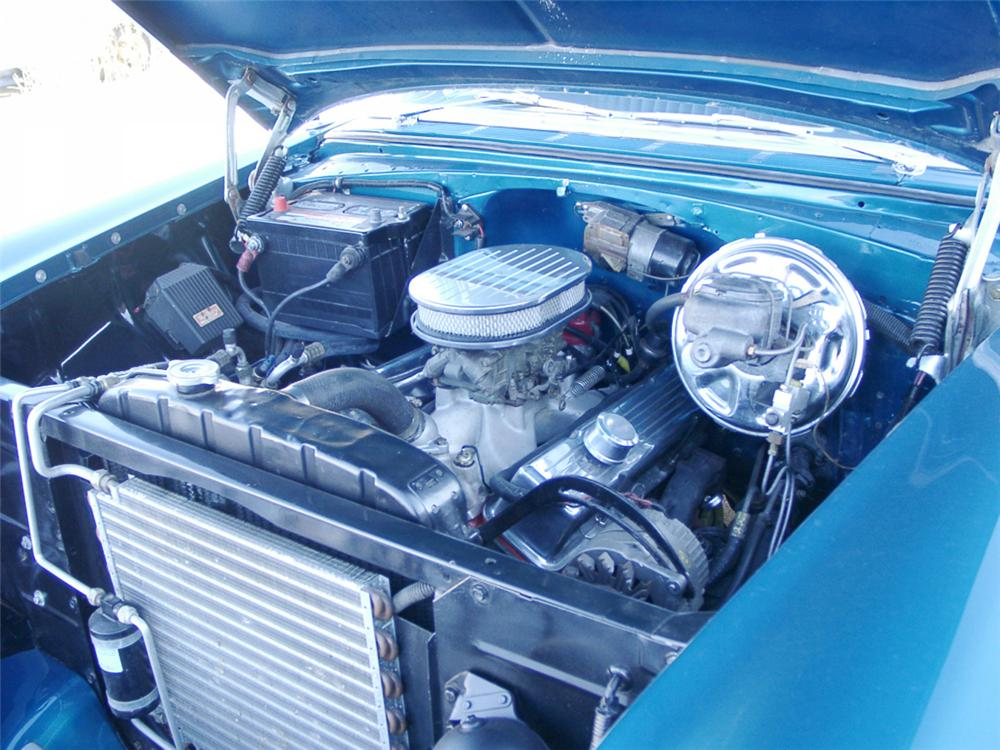 1956 CHEVROLET BEL AIR 2 DOOR HARDTOP - Engine - 23485