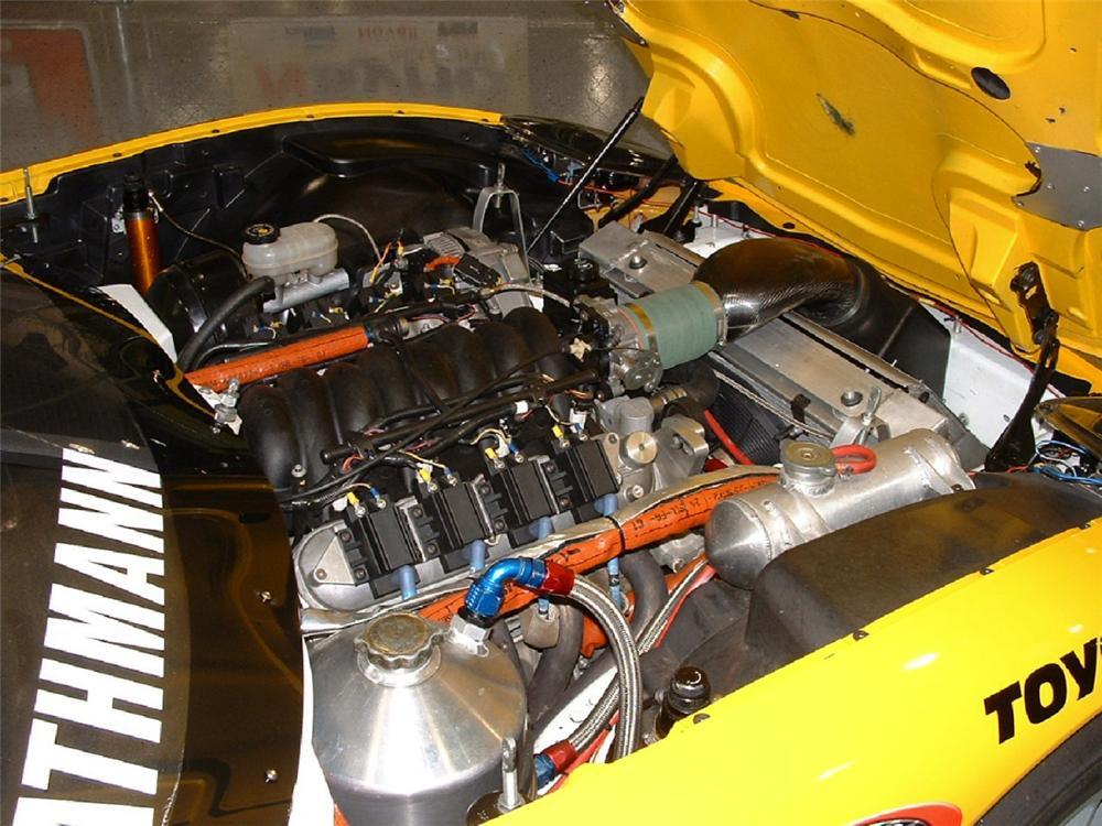 2003 CHEVROLET CORVETTE ZO6 RACE CAR - Engine - 23487