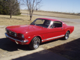 1965 FORD MUSTANG FASTBACK -  - 23488