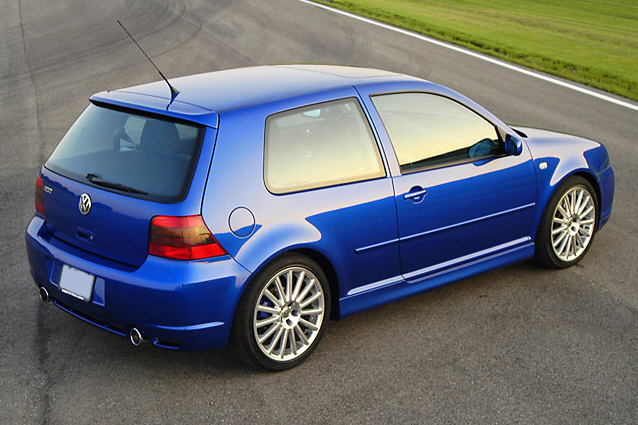 2004 volkswagen r32 hpa twin turbo 23517. Black Bedroom Furniture Sets. Home Design Ideas