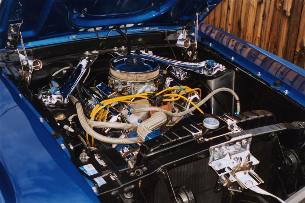 1970 FORD MUSTANG MACH 1 FASTBACK - Engine - 23519