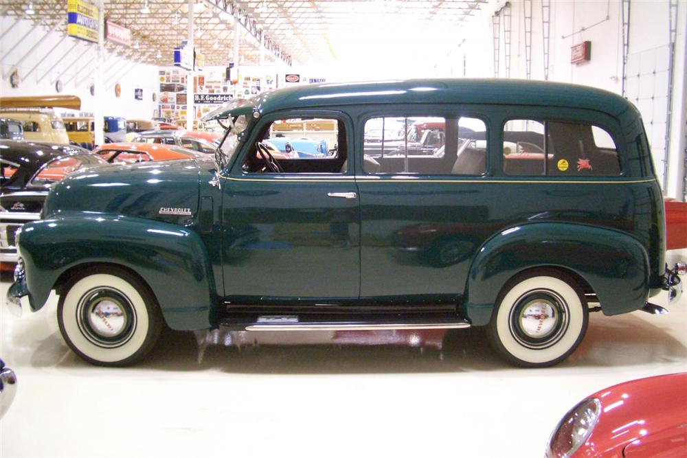 1948 CHEVROLET UNKNOWN - Side Profile - 23525