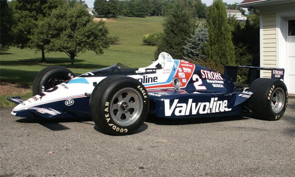 1989 LOLA T 8900 INDY RACE CAR SINGLE SEAT - Front 3/4 - 23539