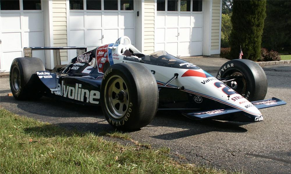 1989 LOLA T 8900 INDY RACE CAR SINGLE SEAT - Rear 3/4 - 23539