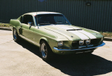 1967 SHELBY GT500 FASTBACK -  - 23544