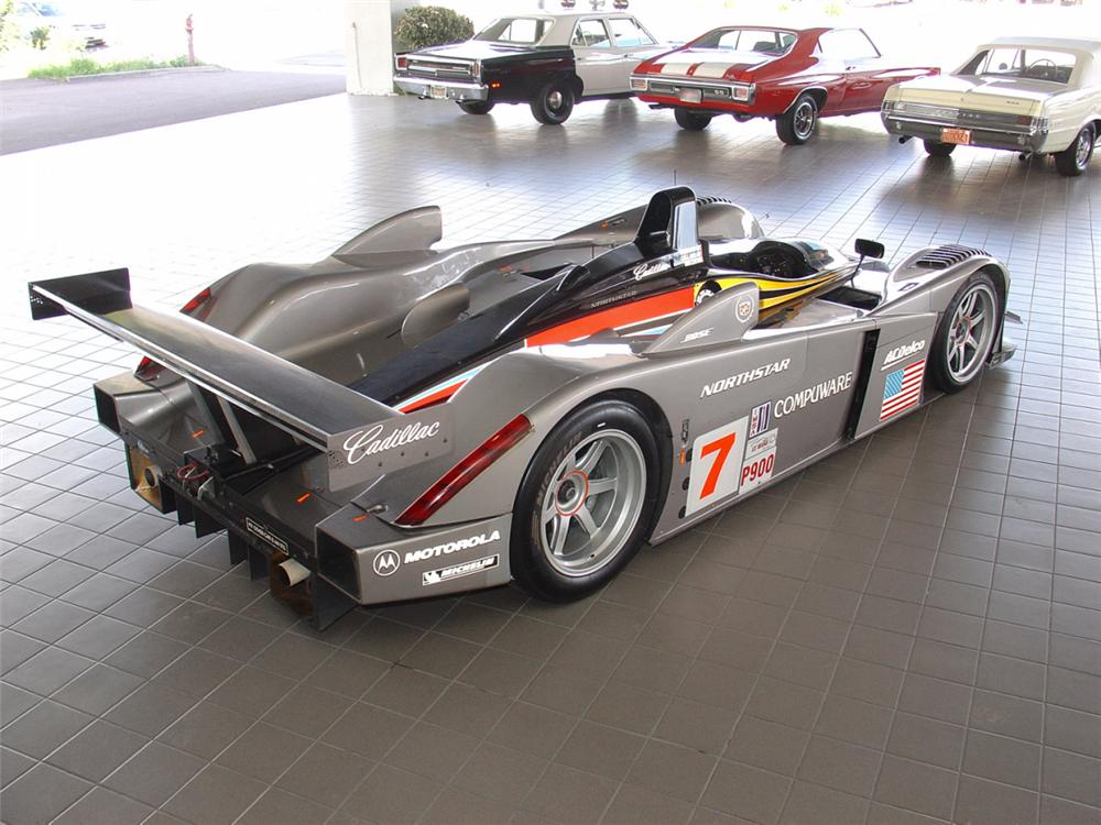 2004 Cadillac Lmp Race Car 23549