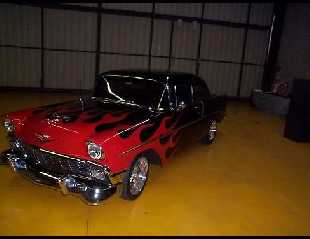 1956 CHEVROLET BEL AIR 210 HOT ROD -  - 23633