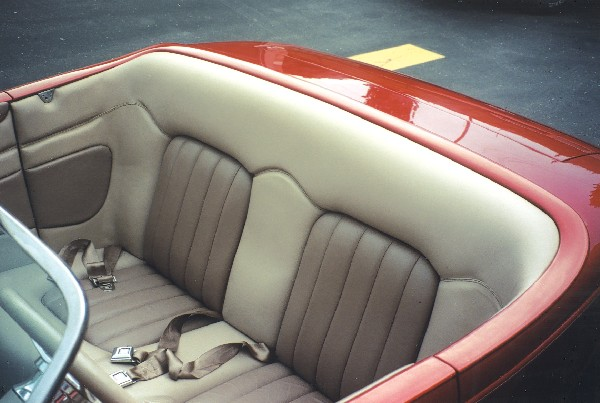 1933 FORD ROADSTER - Interior - 23647