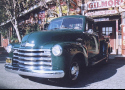 1953 CHEVROLET SHORT BOX 5-WINDOW PICKUP -  - 23653