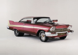 1957 PLYMOUTH FURY COUPE -  - 23667