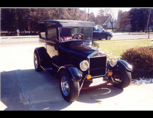 1927 FORD MODEL T 2 DOOR HOT ROD -  - 23705