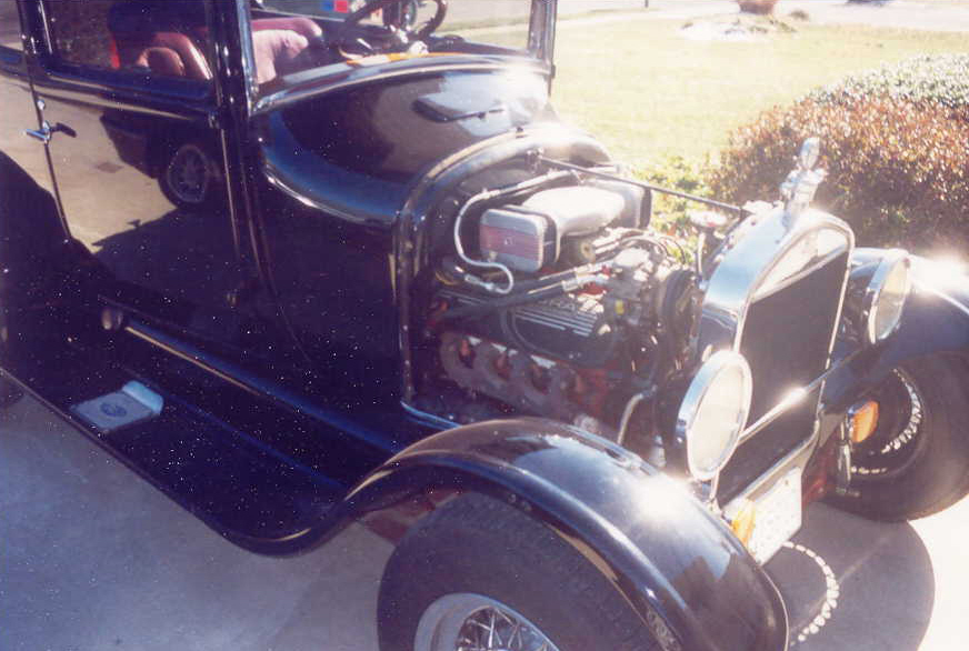 1927 FORD MODEL T 2 DOOR HOT ROD - Engine - 23705