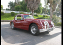 1957 JAGUAR XK 140 FIXED HEAD COUPE -  - 23708