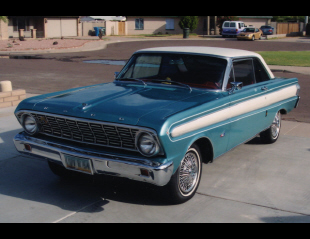 1964 FORD FALCON FUTURA 2 DOOR HARDTOP -  - 23714