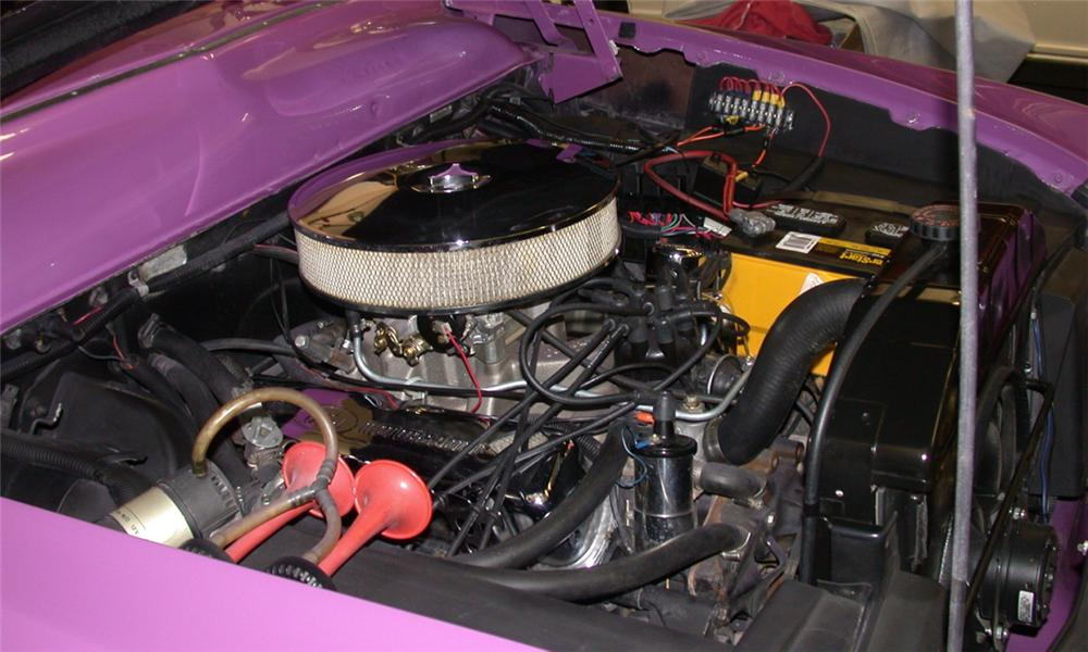 1951 FORD DELUXE CUSTOM BUSINESS COUPE - Engine - 23800