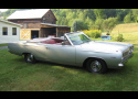 1968 PLYMOUTH SATELLITE CONVERTIBLE -  - 23811