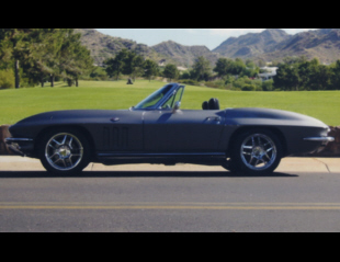 1965 CHEVROLET CORVETTE CUSTOM CONVERTIBLE -  - 23829