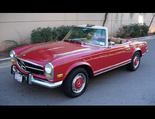 1969 MERCEDES-BENZ 280SL ROADSTER -  - 23837