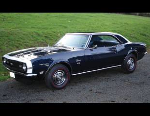 1968 CHEVROLET CAMARO SS COUPE -  - 23901