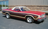 1975 FORD RANCHERO SQUIRE PICKUP -  - 23906