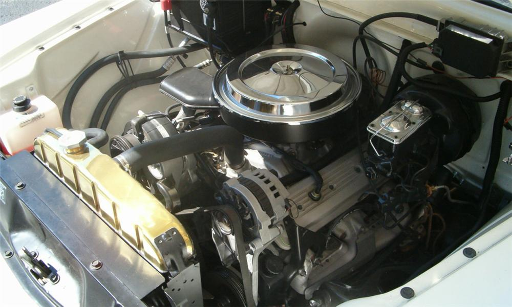 1955 CHEVROLET CAMEO CUSTOM TRUCK - Engine - 23922