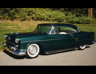1954 OLDSMOBILE CUSTOM SUPER 88 2 DOOR HARDTOP -  - 23928