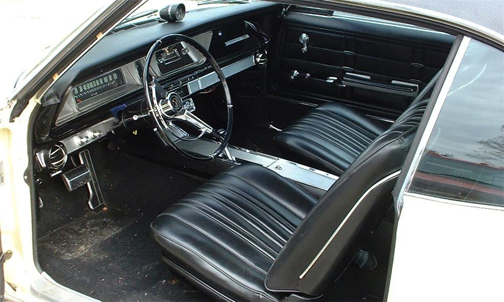 1966 CHEVROLET IMPALA SS 427 COUPE - Interior - 23948