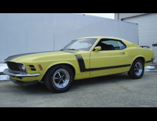 1970 FORD MUSTANG BOSS 302 FASTBACK -  - 23954