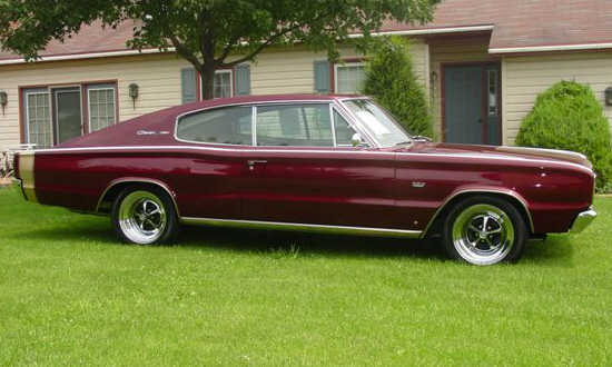 1966 DODGE CHARGER FAS...