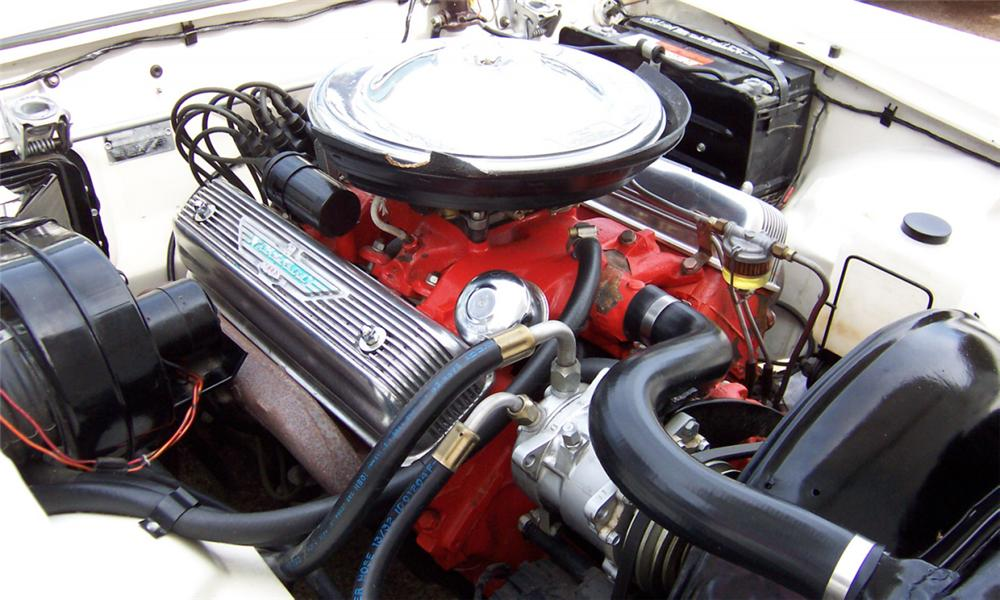 1957 FORD THUNDERBIRD CONVERTIBLE - Engine - 23962