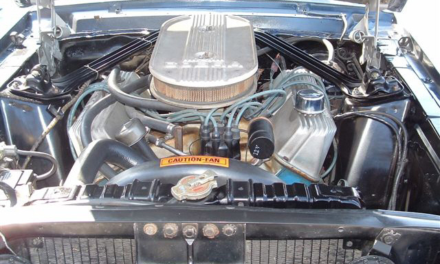 1967 SHELBY GT500 FASTBACK - Engine - 23966