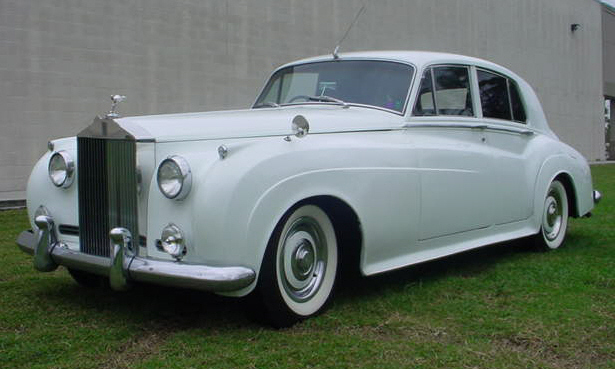 1957 ROLLS-ROYCE SILVER CLOUD UNKNOWN - Front 3/4 - 23968