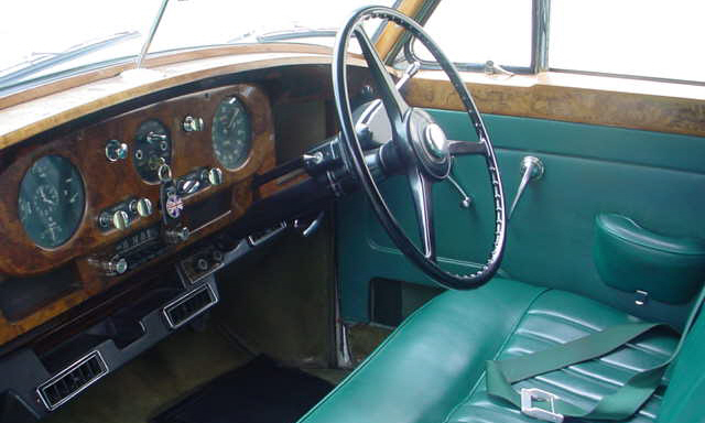1957 ROLLS-ROYCE SILVER CLOUD UNKNOWN - Interior - 23968