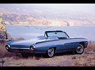 1963 FORD THUNDERBIRD SPORT ROADSTER -  - 24014