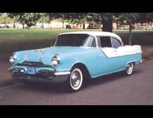 1955 PONTIAC CHIEFTAIN 2 DOOR HARDTOP -  - 24084