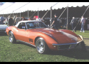 1968 CHEVROLET CORVETTE CONVERTIBLE -  - 24085