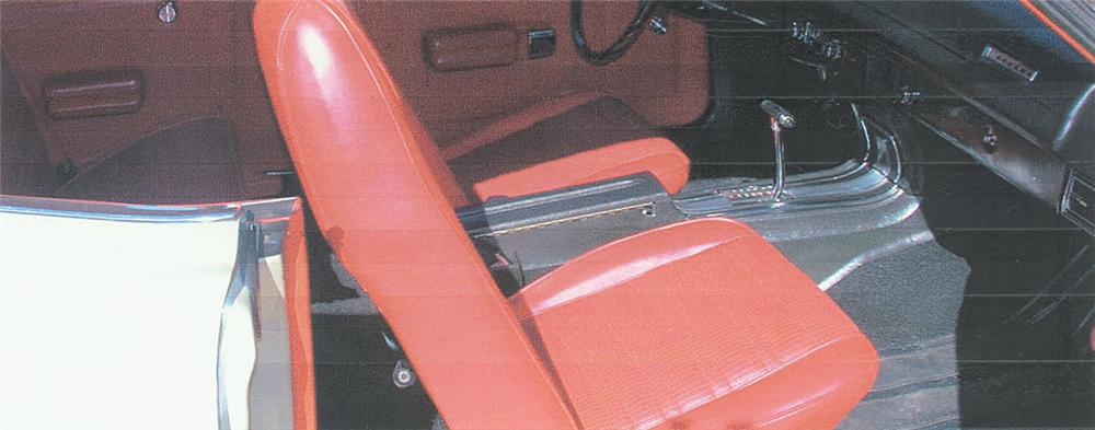 1971 FORD TORINO COBRA 2 DOOR HARDTOP - Interior - 24109