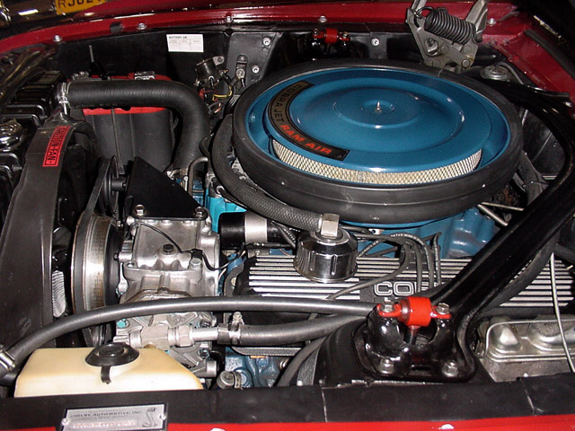 1968 SHELBY GT500 KR CONVERTIBLE - Engine - 24125