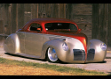 1938 LINCOLN ZEPHYR V12 COUPE STREET ROD -  - 24133