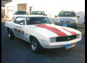 1969 CHEVROLET CAMARO INDY PACE CAR CONVERTIBLE -  - 24150
