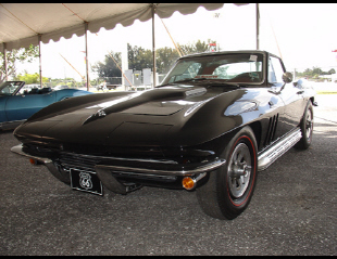 1965 CHEVROLET CORVETTE COUPE -  - 24165
