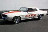 1969 CHEVROLET CAMARO INDY PACE CAR RS/SS CONVERTIBLE -  - 24186