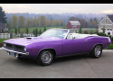 1970 PLYMOUTH CONVERTIBLE CLONE -  - 24187
