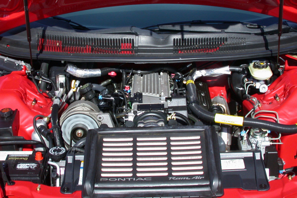 1997 PONTIAC FIREBIRD TRANS AM CONVERTIBLE - Engine - 24192
