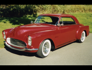 1950 OLDSMOBILE CONVERTIBLE CUSTOM HARDTOP -  - 24200