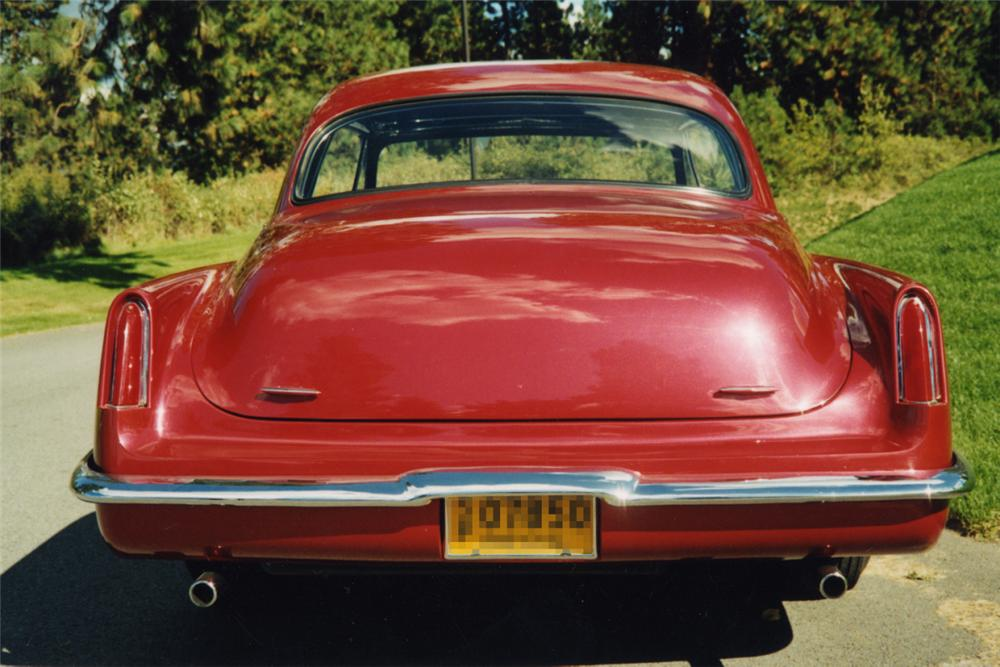 1950 OLDSMOBILE CONVERTIBLE CUSTOM HARDTOP - Rear 3/4 - 24200