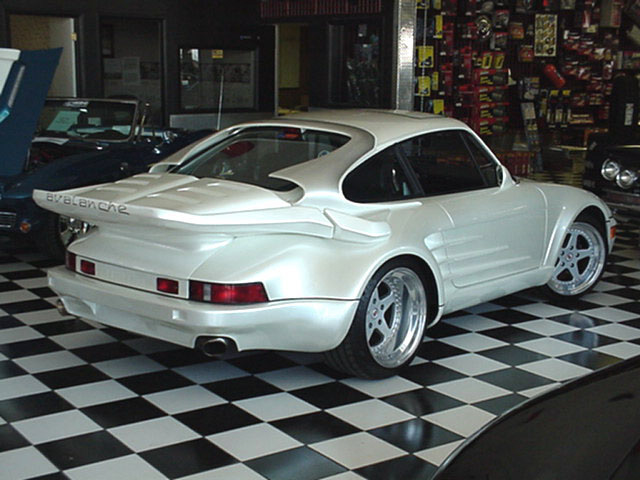 1986 PORSCHE GEMBELLA 2 DOOR - Side Profile - 24284